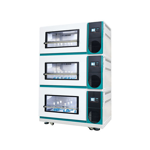 Lab Companion™ ISS-7100 Orbital Incubator Shaker, Stackable (Amb +10 to 80c), w/ IoT, 120v