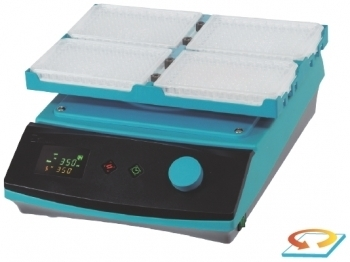 Lab Companion™ CPS-350 Microplate Shaker, 100-240v